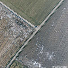 #crossroads in #life #aerialphotography #roads in #flanders #fields #wanderlust #travel #travelgram #belgium #igbelgium #belgium_unite #winter #landscape #vsco #vscocam #car #visitflanders