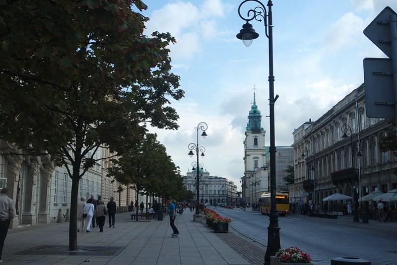 Centro de Varsovia