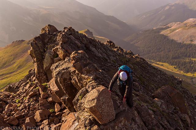 Wetterhorn Ridge