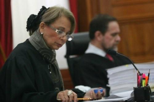 Notifica la Corte al Presidente vacantes definitivas de dos ministros