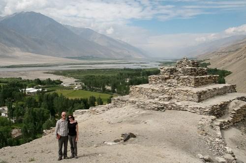 Vrang Stupa