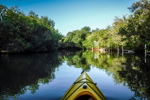 Black Friday Paddling on the Indian River-016