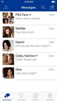 Message List