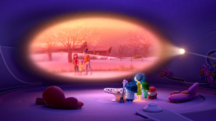 Inside out arvostelu - Disnerd dreams