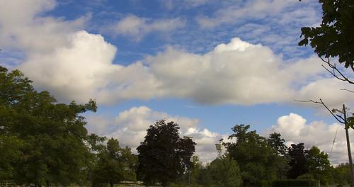 4K Clouds - Wallpaper Wednesday