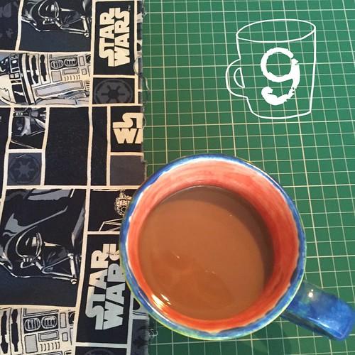 Coffee & Sewing