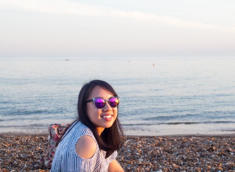 13 Brighton Sunglasses me