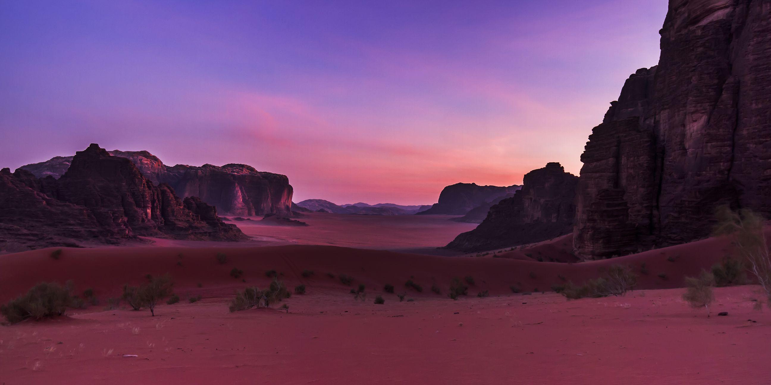 نتيجة بحث الصور عن wadi rum sunset
