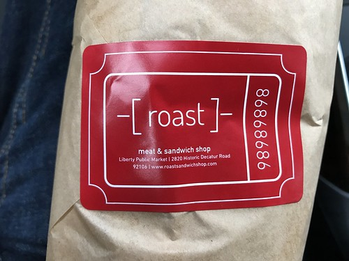 roast sticker