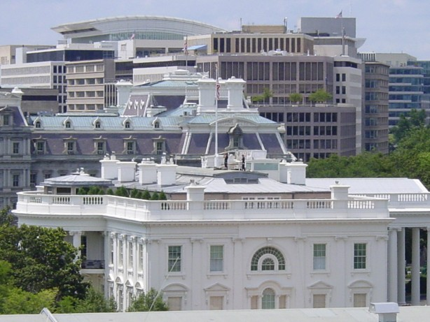 White House Roof