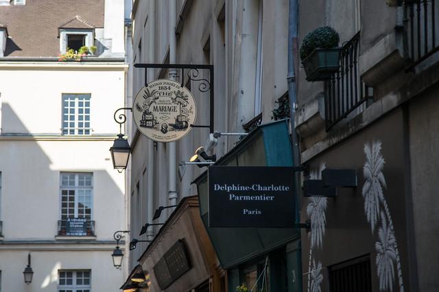 Mariage Frères Paris France