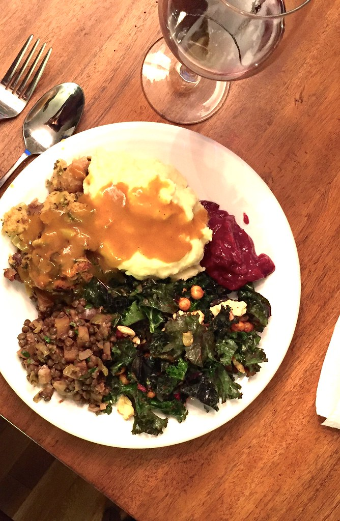 How to plan and execute and meatless Thanksgiving (or any holiday) menu