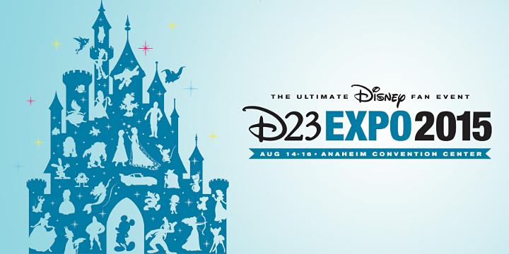 Disney-uutisia: D23 Expo 2015 - Disnerd dreams