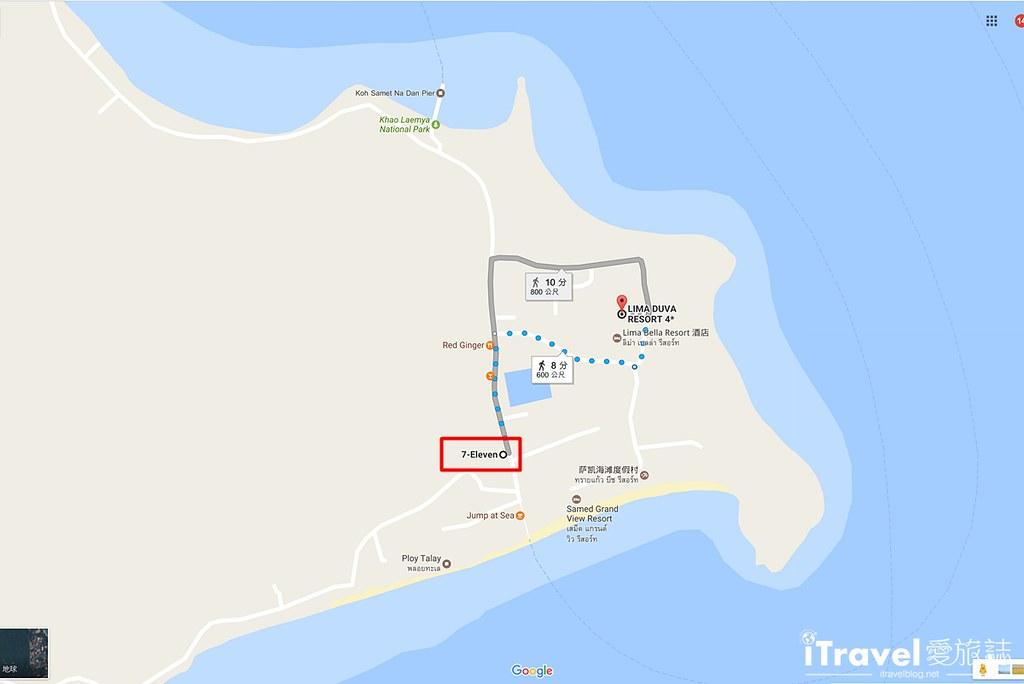 沙美岛利马杜瓦度假村 Lima Duva Resort (60)