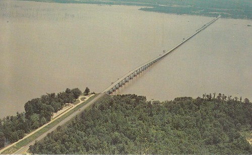 US 301 over Lake Marion front