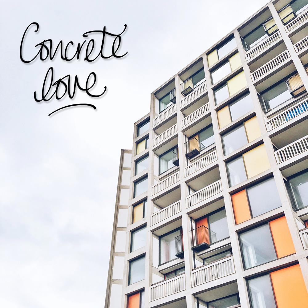 Concrete Love - Park Hill Fist image