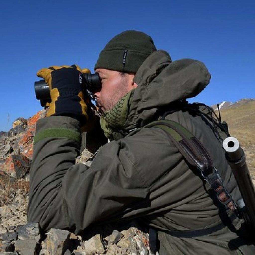 British 'trophy hunter'
