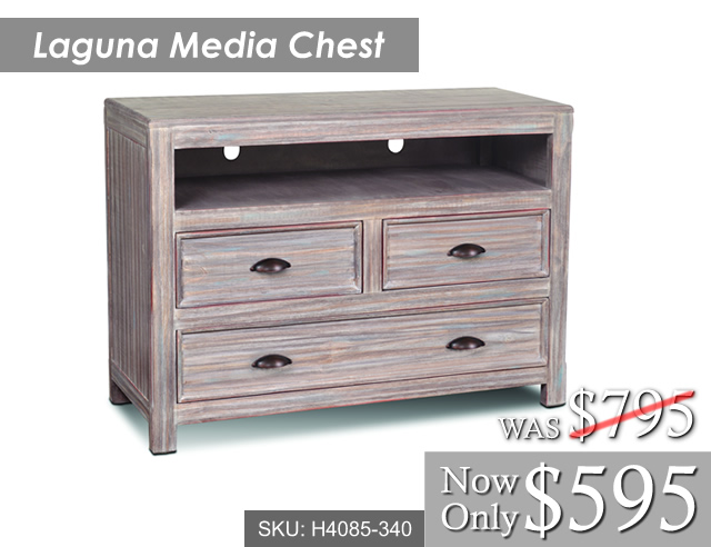 Laguna Media Chest