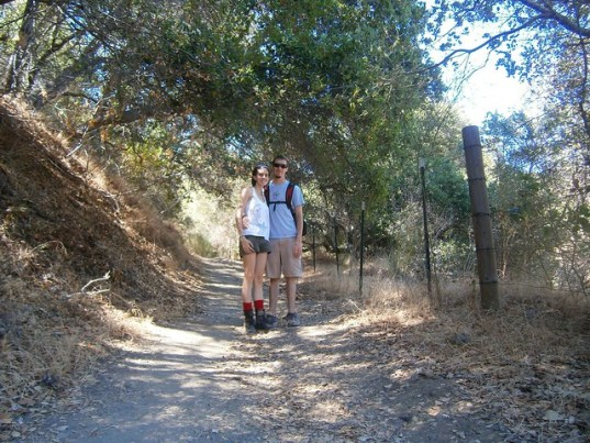 New Almaden Hike