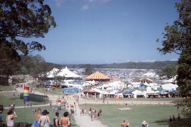 Falls Festival, Byron Bay