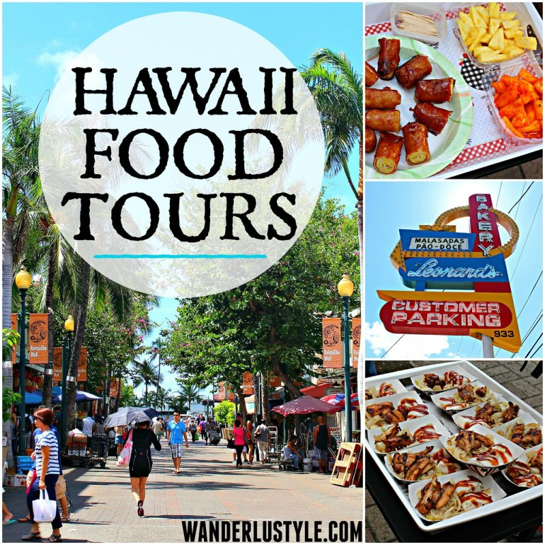 Local favorite food and eateries around town in Hawaii! | Wanderlustyle.com