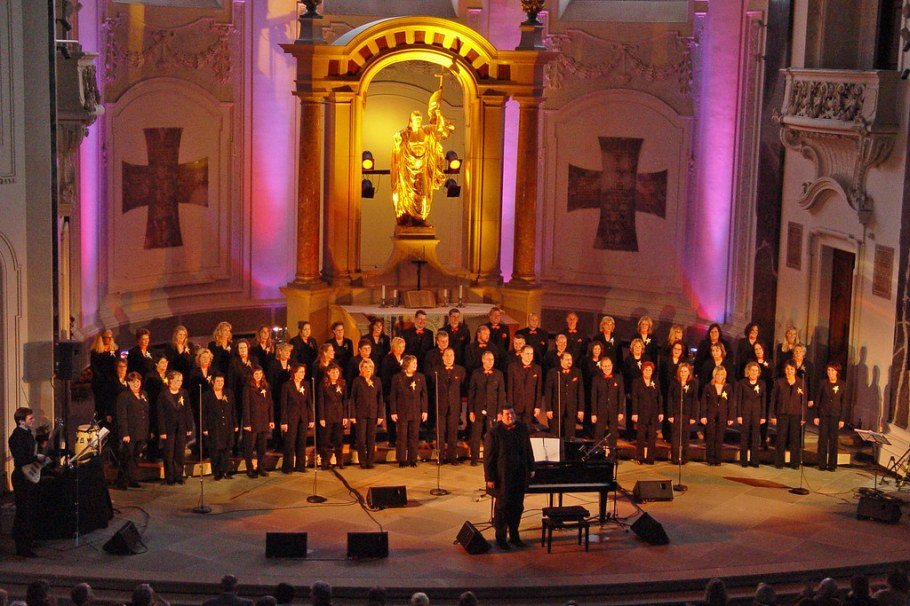 2005-05-14 Night of Gospel Music, 14. Mai 2005