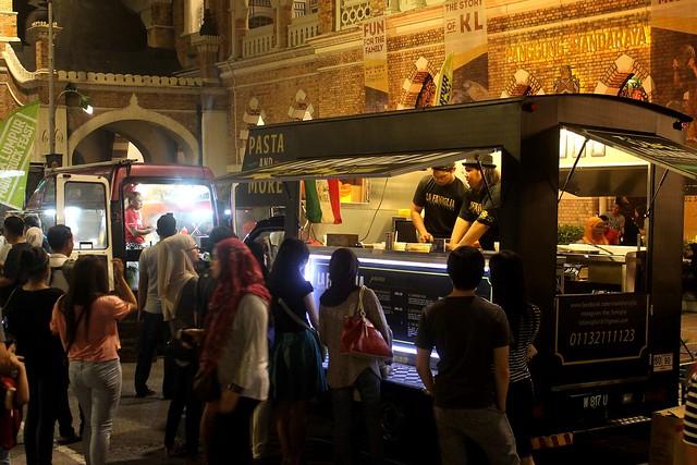 Kuala Lumpur Food Truck Feast