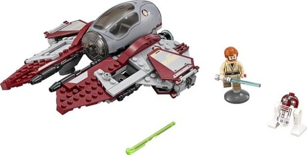75135 Obi-Wan's Jedi Interceptor 2