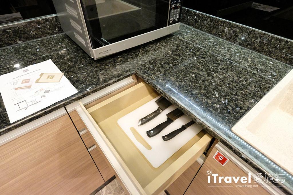 曼谷公寓酒店 Qiss公寓毕里斯 Qiss Residence by Bliston 43
