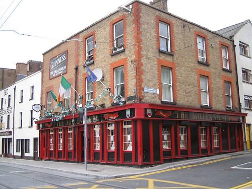 The Millennium - Typical Dublin Pub by infomatique
