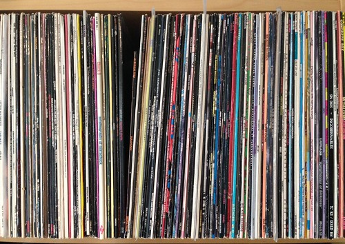 """Iron Man Records - Vinyl 12"""" and 10"""" LPs"""