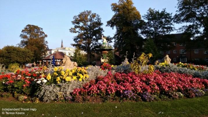 Beacon Park, Lichfield