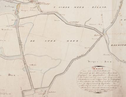 1827 omstreeks - starnmeer