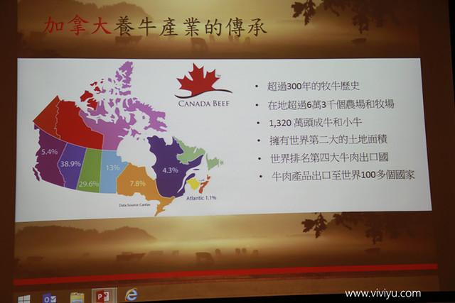 亞洲廚神,亞洲廚神李佳其,加拿大,加拿大牛肉,廚神,牛小排,牛排大餐,牛肉,食譜,高品質的穀物飼養 @VIVIYU小世界
