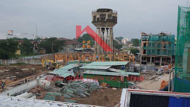 Cityland Park Hills có quy mô 27 ha, trải dài trên hai mặt tiền đường Phan Văn Trị và Nguyễn Văn Lượng thuộc P.10, Quận Gò Vấp.
