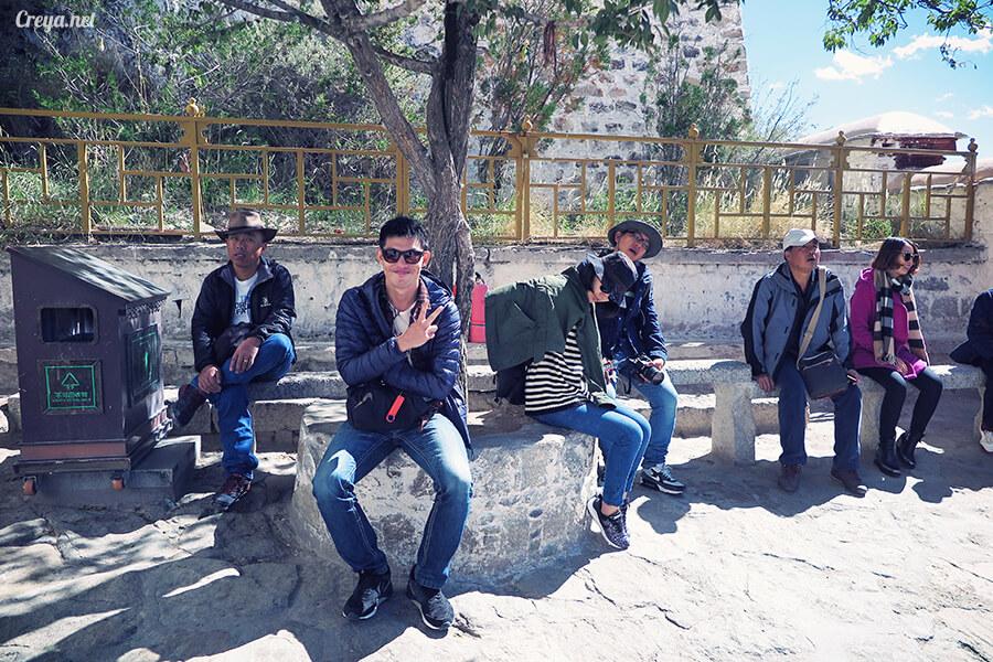 2015.12.04  Tibet 西藏踢北去   藏人的精神殿堂布達拉宮,但或許不只我們高山反應沒精神…08.jpg