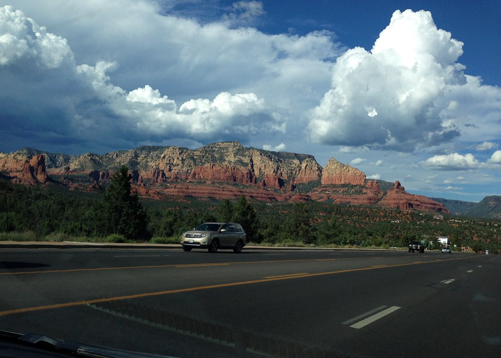 On the Road to Sedona