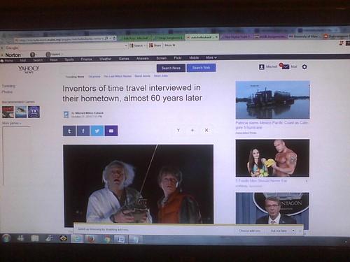 Headline News - October 21, 2015