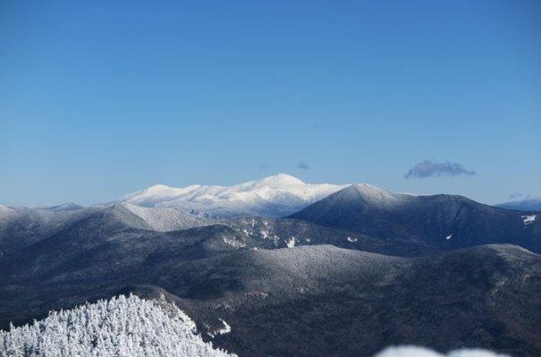 Mt Osceola Summit View Mt Washington