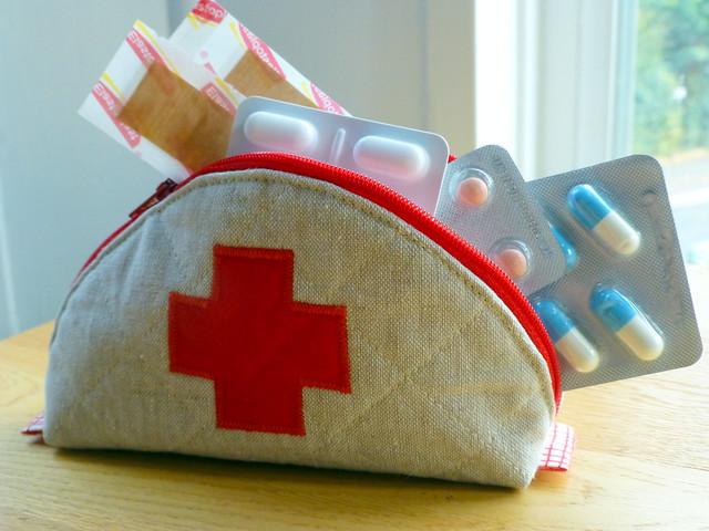 Medicines dumpling pouch