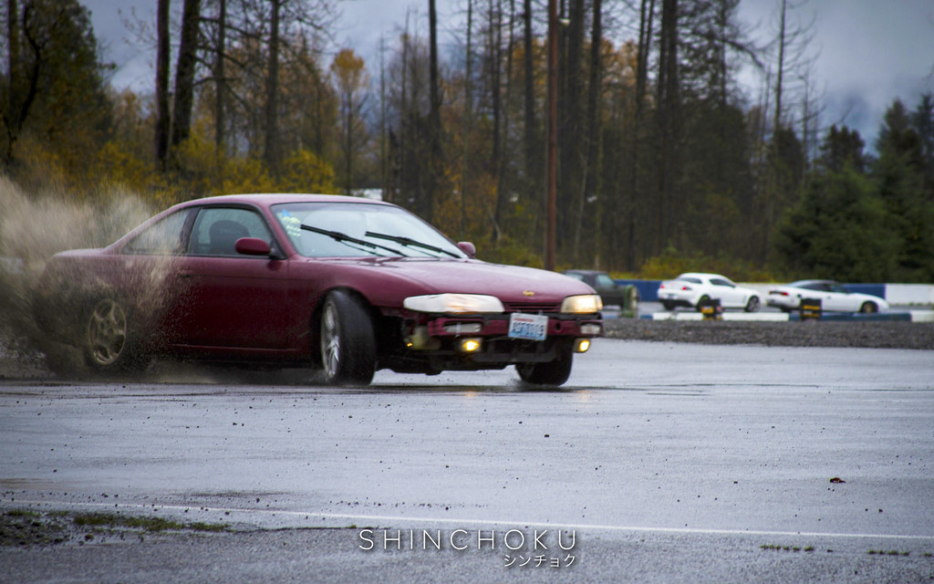 Evergreen Drift - Open Drift (11-14-15)