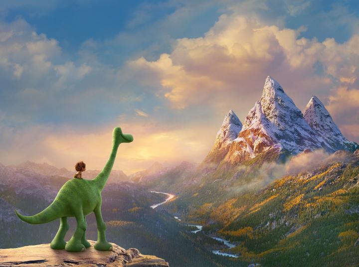 kunnon dinosaurus