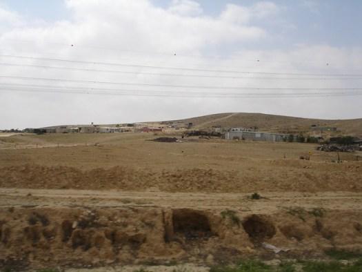 Bedouin Village, Negev Desert, Israel