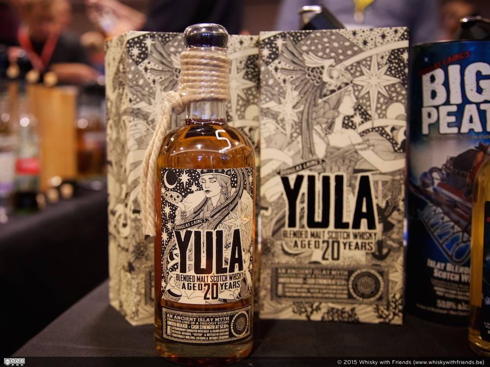 De Yula van Douglas Laing's nog een nieuwe en lekkere blended malt whisky