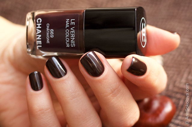 03 Chanel Le Vernis 669 Chataigne Ann Sokolovs swatches