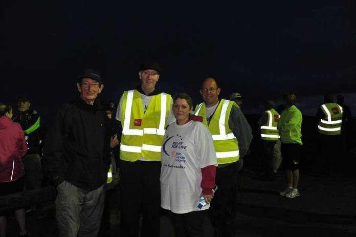 National Dawn Walk for Cancer 2015