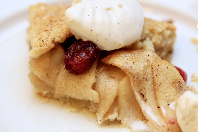 Apple Cranberry Galette - 37