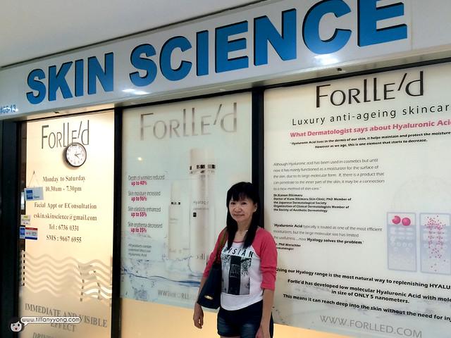 Skin Science Salon
