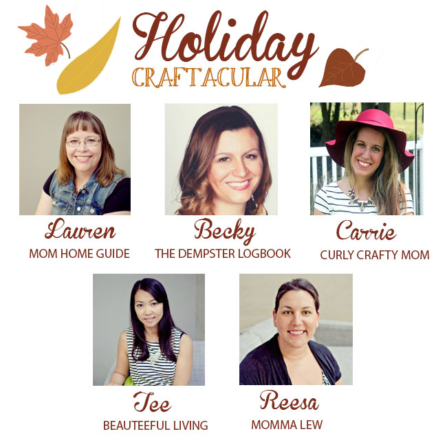 Holiday Craftacular Hosts