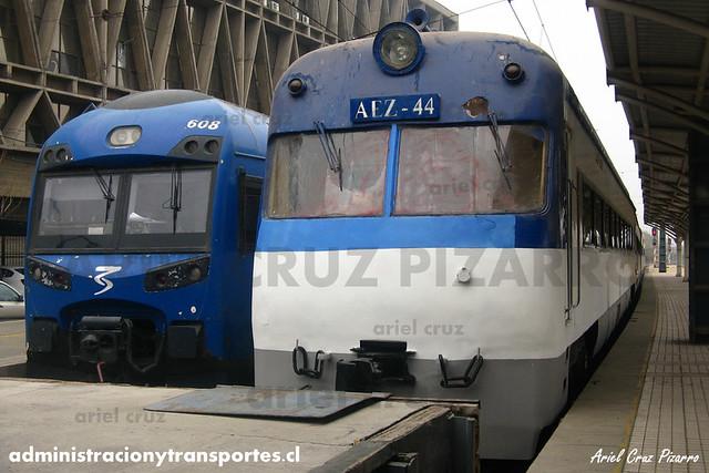 DPC2013 - Estación Central - UTS444 / AEZ